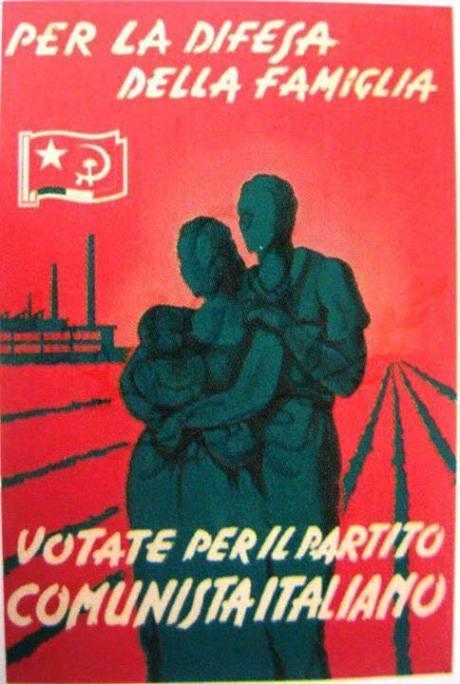 comunista famiglia